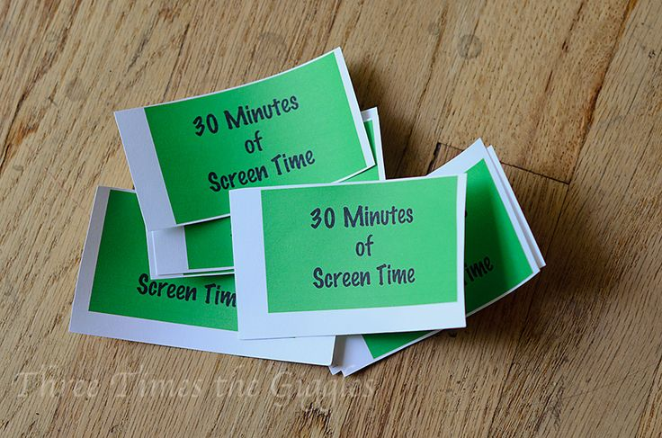 screen time ticketsReading It Screens, It Screens Time