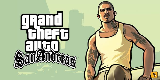 GTA San Andreas in HD (720p) on Xbox 360 - October 26th