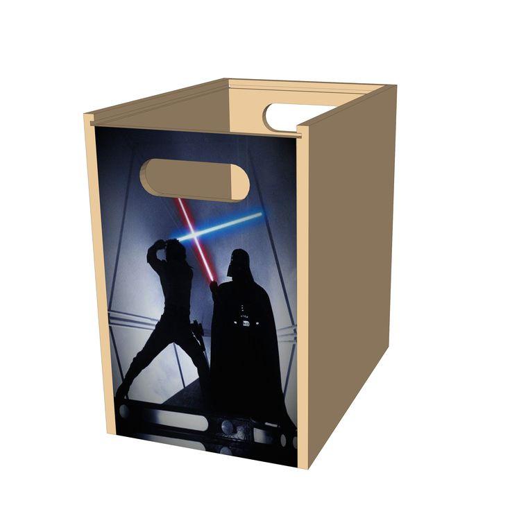 Star Wars - Luke Vs. Vader