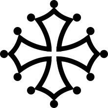 Auvergne, Croix Occitane, Midi Pyrénées, Emploi, Tatouage, Broderie, Europe  Du Sud, Sud De La France, 14ème Siècle