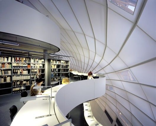 Galeria De Biblioteca Da Faculdade De Filologia Da Universidade