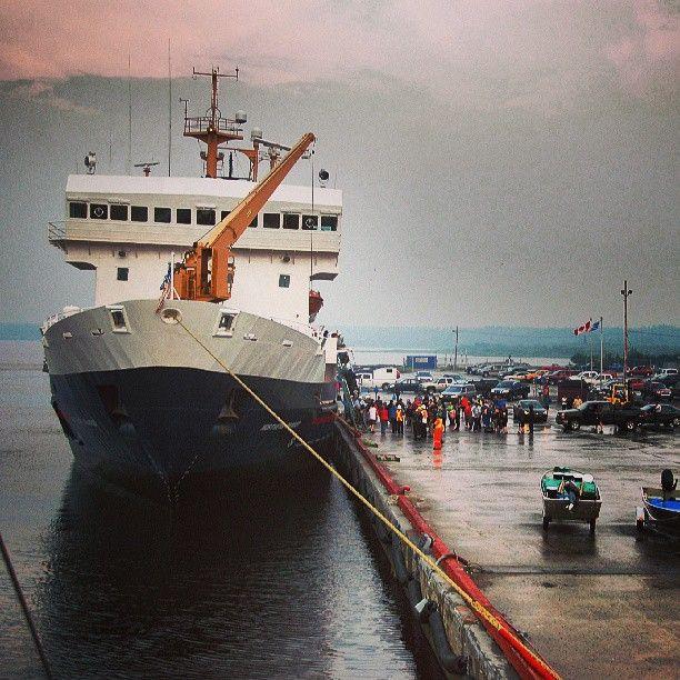 Happy Valley-Goose Bay Ferry Pier