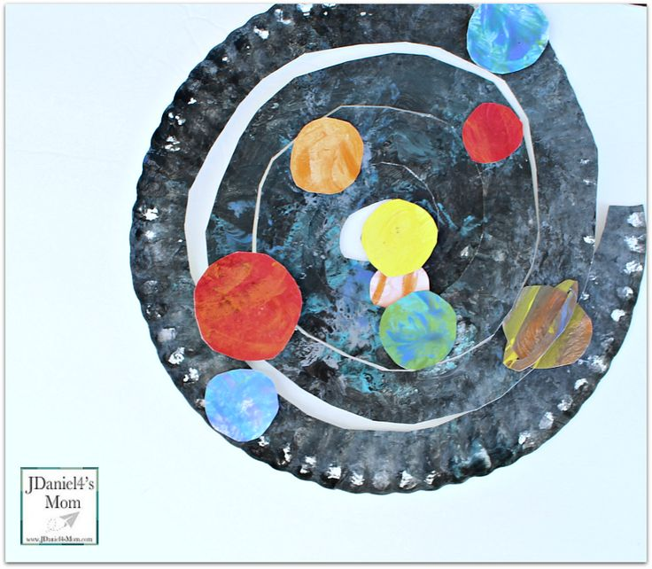 282 best space images on pinterest constellations star for Planet crafts for kids