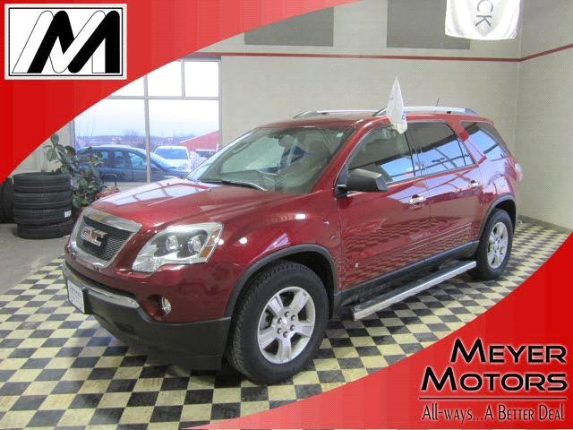 2010 Gmc Acadia Sle For 24 997 On Carsoup Com Acadia Car Gmc