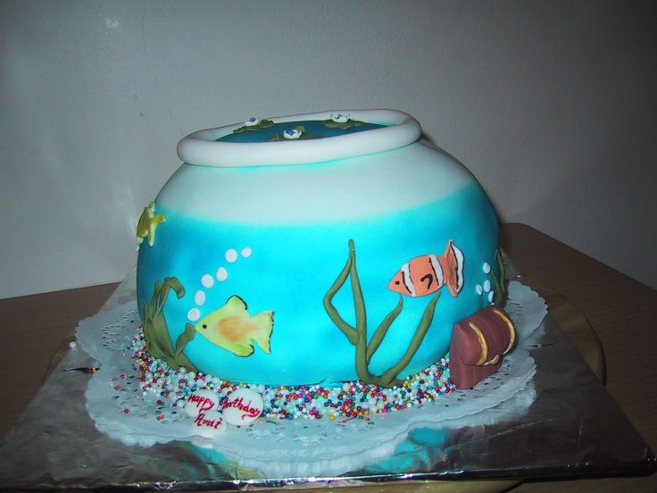 Edible Cake Images Trinidad : 74 best images about Fish cakes on Pinterest Cakes ...