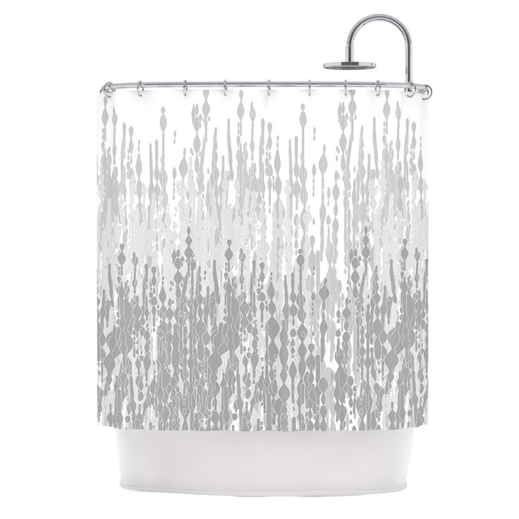 25 Best Ideas About Gray Shower Curtains On Pinterest Diy Style Showers Inspired Shower