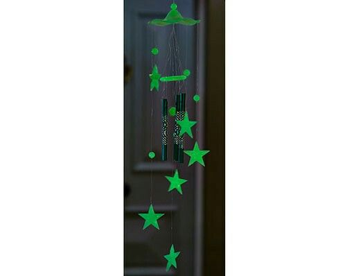Glow in the dark wind chime