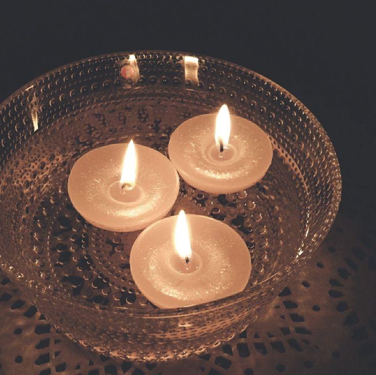 Iittala, kastehelmi, finnmari, kynttilät, koti, tunnelma, lämpö