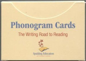 The Writing Road to Reading: The Spalding Method of Phonics for Teaching Speech, Writing and Reading (Spalding Phonogram Cards): Amazon.com: Books