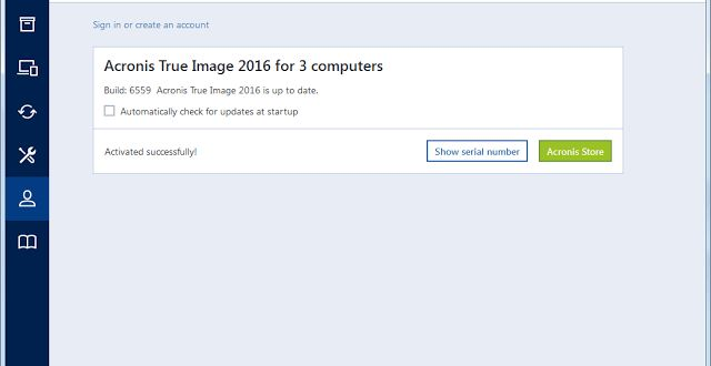 Acronis True Image 2016 19.0 Build 6571 ISO Patch is Here [Latest]