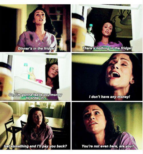 Teen Wolf season 5 - Melissa McCall (Scott's mom)