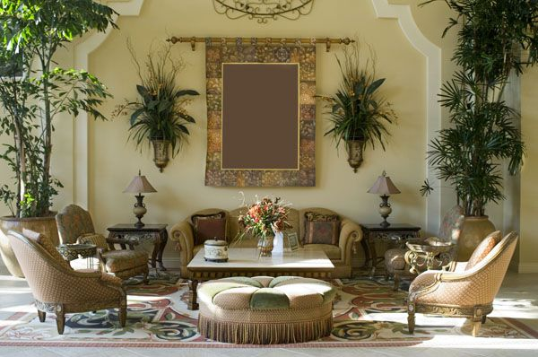 contemporary mediterranean interiors | Decorating with a Mediterranean Influence: 30 Inspiring Pictures