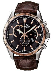 Casio Edifice Wristwatch for Him Classic & Simple Casio. $189.95