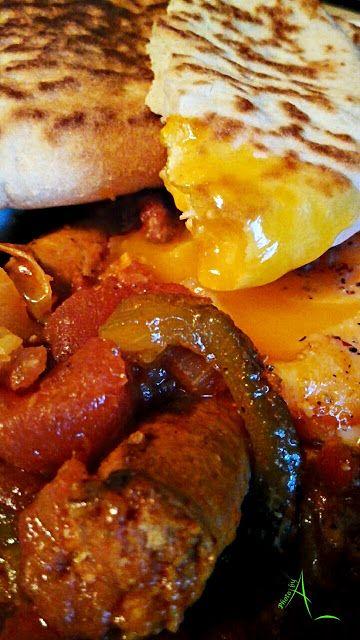 La cuisine de Christine: Ojja : sous le soleil de Port El Kantaoui