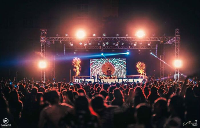 At Havelock Island Dunes Music Festival 2019 Is Ready With Edm