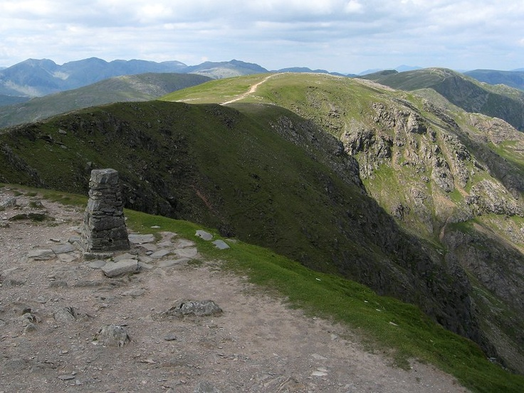 Old Man of Coniston - summited three times.