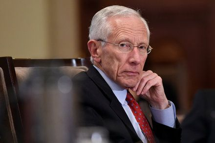 Stanley Fischer Feds No. 2 Official Is Stepping Down