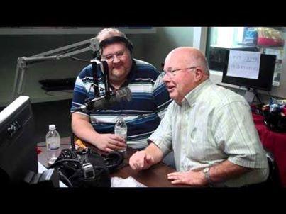 Chuck Platt and Brian Hurlburt  WGCC 90.7 The Music FM