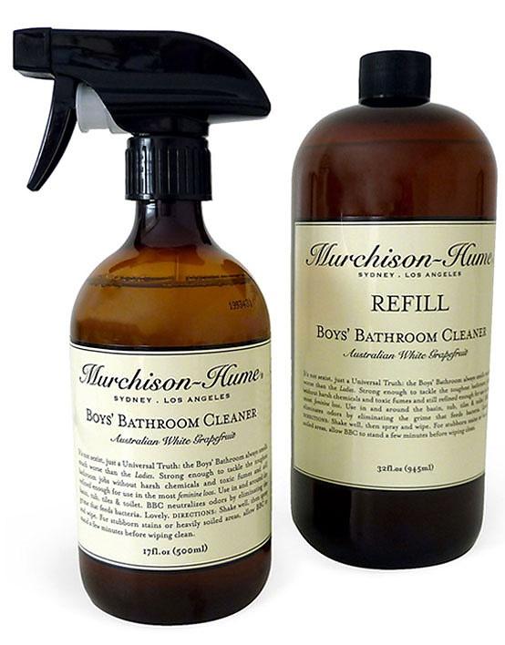 Murchison Hume Boysu0027 Bathroom Cleaner Set, Grapefruit :: Retail $16, OKL