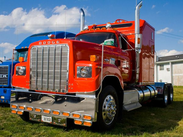 Old Big Rigs for Sale | Of all the various news tidbits stemming from Chrysler's business ...