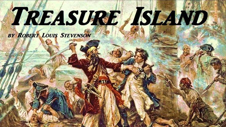 TREASURE ISLAND - FULL AudioBook by Robert Louis Stevenson - Adventure /...