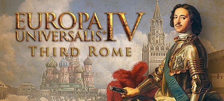 Europa Universalis IV - Third Rome
