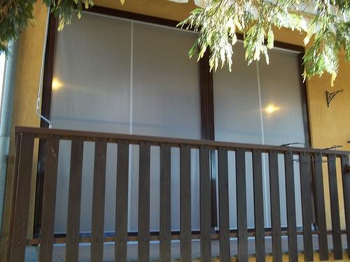 Tenda veranda invernale ermetica con frangivento e tessuto VINITEX retinato antingiallimento Torino www.mftendedasoletorino (11)