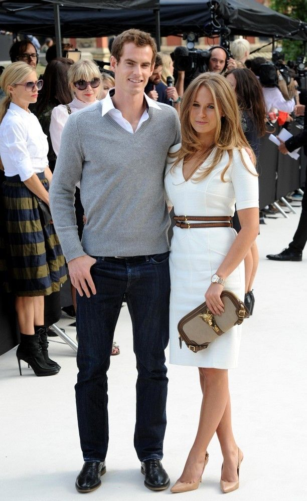 Andy Murray & Kim Sears