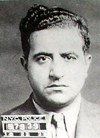 Albert Anastasia (pronounced ah-nah-STAH-zee-ah) (born Umberto Anastasio, September 26, 1902 – October 25, 1957) was one of the most ruthless and feared Cosa Nostra mobsters in United States history. A founder of the American Mafia, Anastasia ran Murder, Inc. during the prewar era and was boss of the modern Gambino crime family during most of the 1950s.