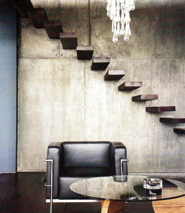 Modern Standout Stairway Designs on the Interior Collective