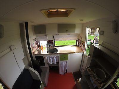 Bespoke-converted-vintage-caravan-with-multi-fuel-burner-full-accessories