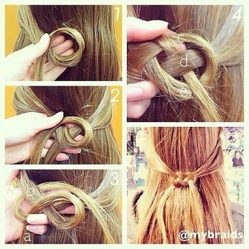 100 tutoriaux de coiffures faciles à faire soit même | Astuces de filles