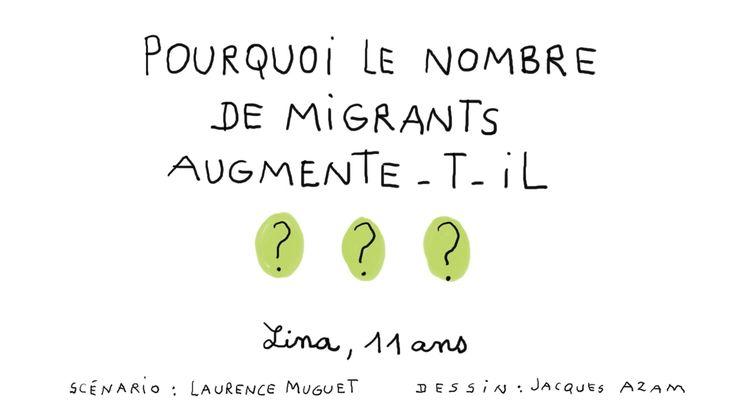 Pourquoi y a-t-il de plus en plus de migrants ?