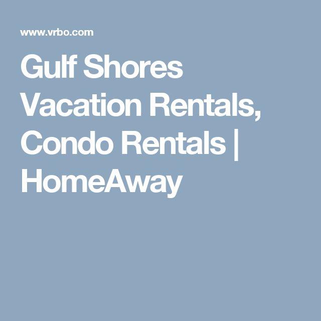 Gulf Shores Vacation Rentals, Condo Rentals | HomeAway