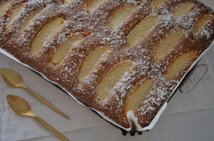 Bica de manzana. Receta tradicional gallega. | Cuchillito y Tenedor