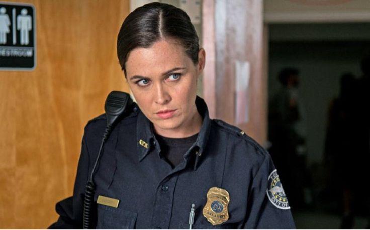 """Dawn Lerner The Walking Dead 5x04 """"Slabtown"""""""