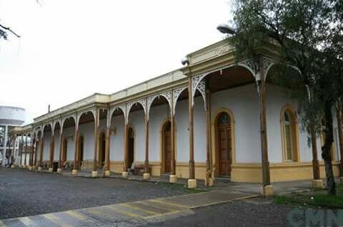 estacion de tren san bernardo