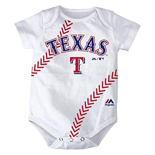 Texas Rangers Baby Onesie