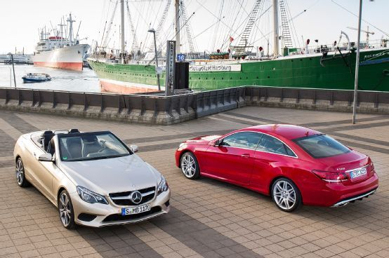 2014 Mercedes-Benz E-Class Coupe and Cabriolet First Drive - Motor Trend