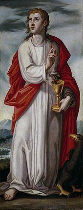 John the Evangelist - Wikipedia, the free encyclopedia