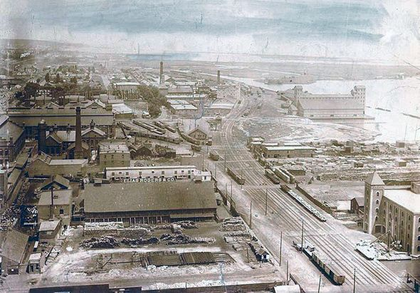 The Esplanade in 1894