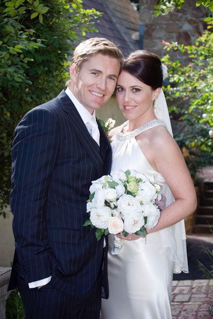 Dennis leslie wedding