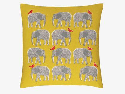 Elephant cushion - Habitat