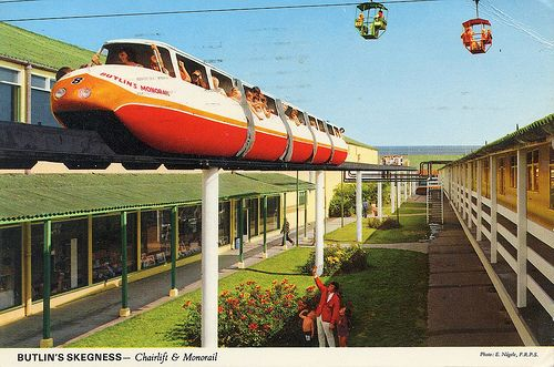 Butlins+Skegness+-+Monorail+(postcard+from+late+60s/early+70s)