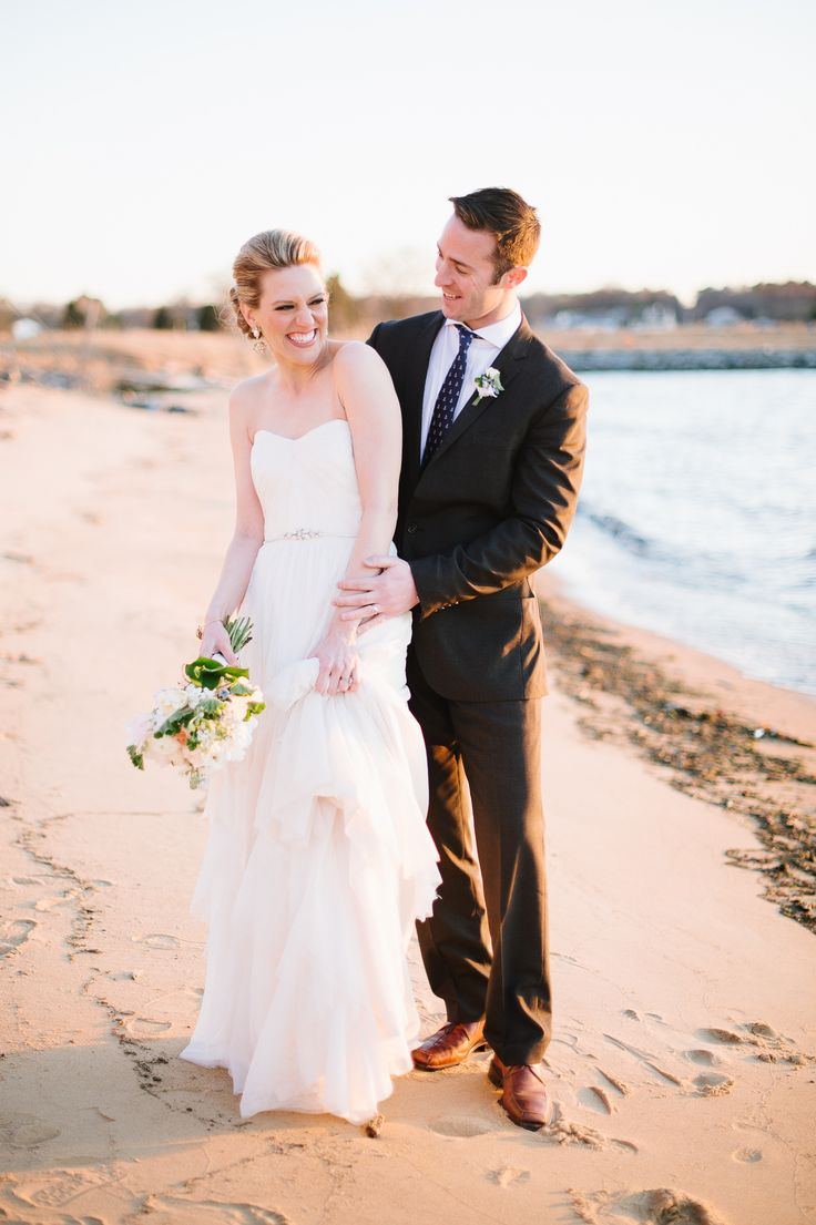 Laura steele tom griswold wedding - Coastal Glamour A Nautical Inspired Photo Shoot