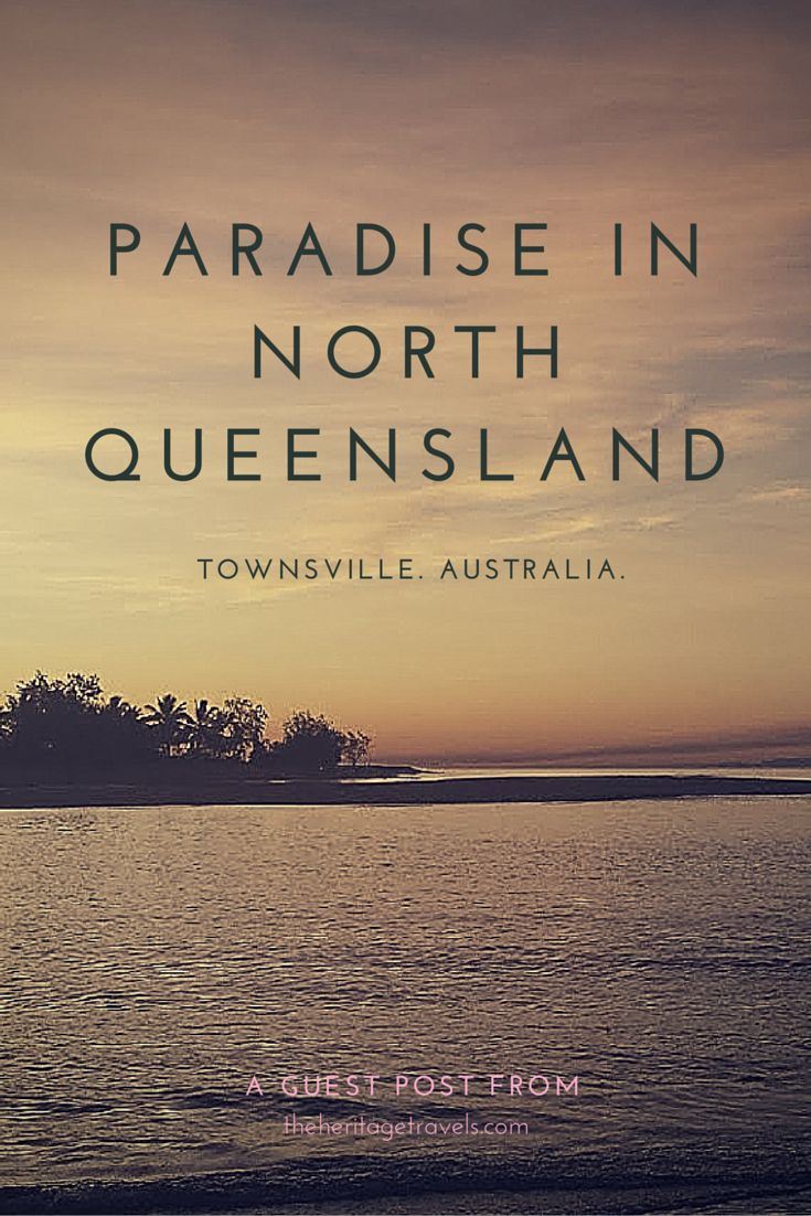 Townsville, in the sunny northeast of Queensland, is not normally on the radar of travellers to Australia. Here's why it should be.