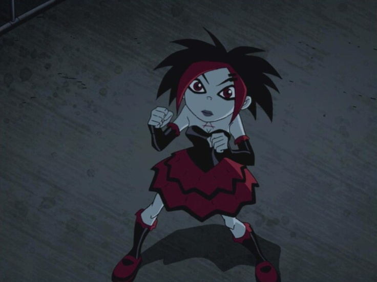 Argent - Teen Titans Ok I Love Teen Titans And I Must -4067