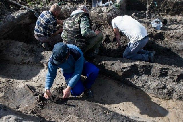 Szenzációs tatárjáráskori régészeti leletek Kiskunmajsán