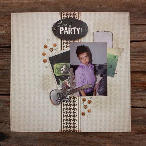 Skräppäys: Let's party!