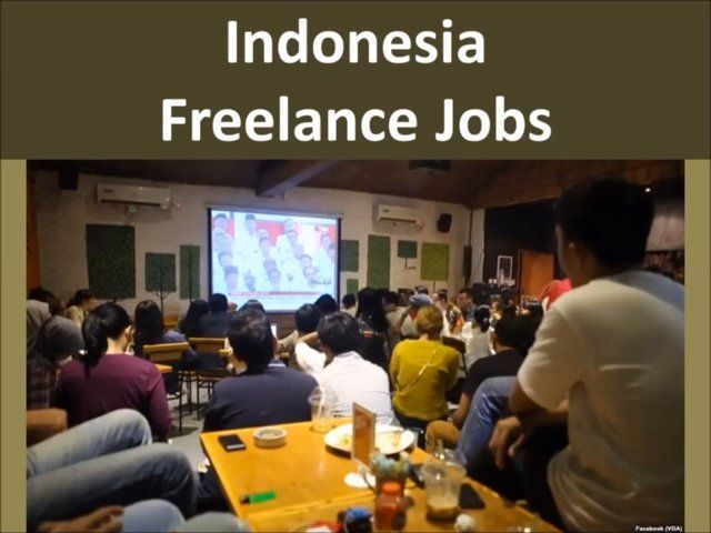 Indonesia Freelance Jobs And Work Projects At Jobandwork Asia Freelance